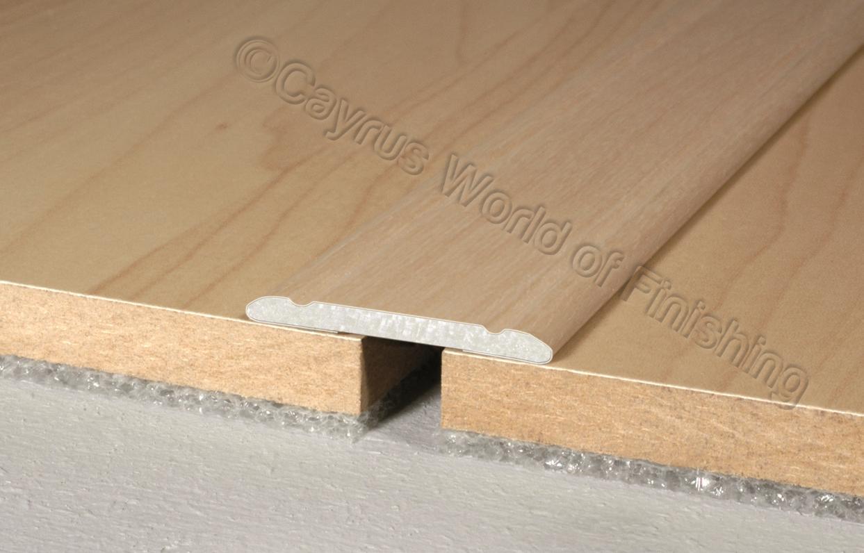 Flat Self Adhesive Aluminium Door Floor Edging Bar Trim
